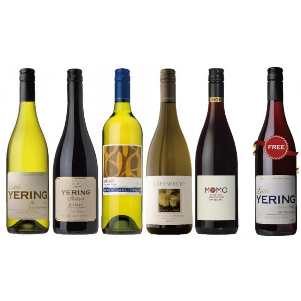 Labor's Day Fine Wine Promotion