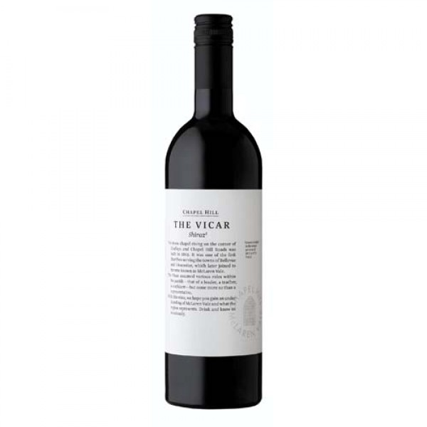 Chapel Hill 'The Vicar' Shiraz
