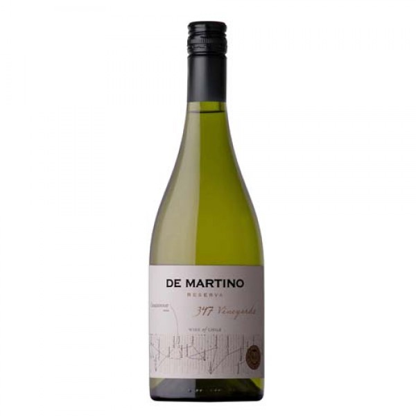 De Martino 347 Vineyards Chardonnay